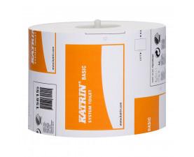 Туалетная бумага Katrin Classic System 1сл 156159