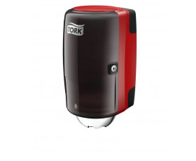 Диспенсер мини для полотенец в рулонах с центральной вытяжкой Tork Performance 658008