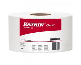 Туалетная бумага в рулоне Katrin Classic особо мягкая 106801