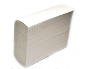 Полотенца бумажные белые Z-складка 200M