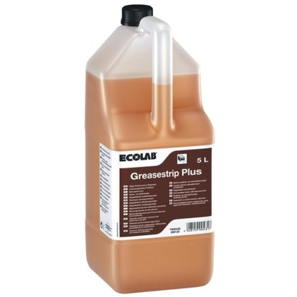 Greasestrip plus (Грязистрип плюс) – средство для удаления нагара 5л Ecolab