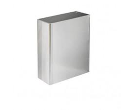 Корзина металева 16л M-116 С