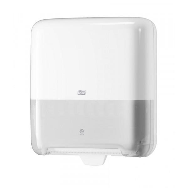 Диспенсер для полотенец в рулонах Tork Matic белый 551000