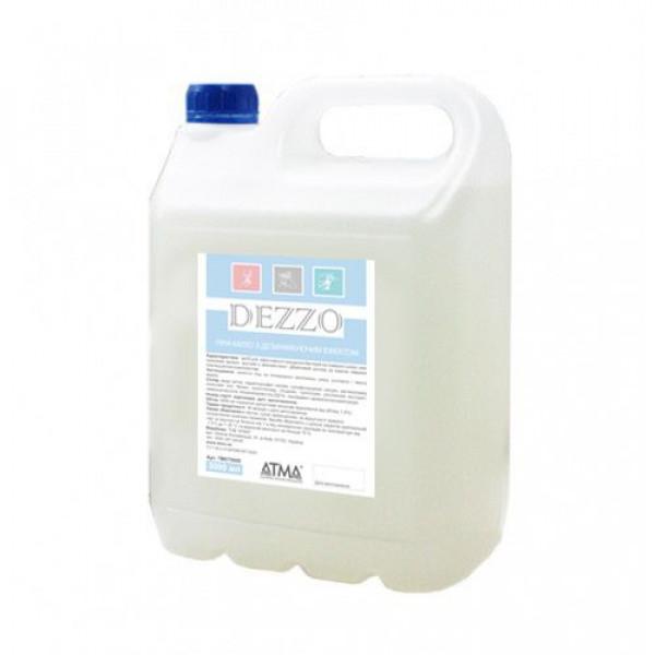 Мыло-пена DEZZO с дезинфицирующим эффектом 5л 7M075000