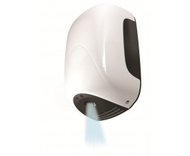 Сушилка для рук белый пластик VAMA SMART JET MINI 900 WHITE ABS
