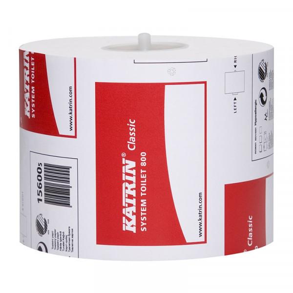 Туалетная бумага Katrin Classic System 2сл 103424