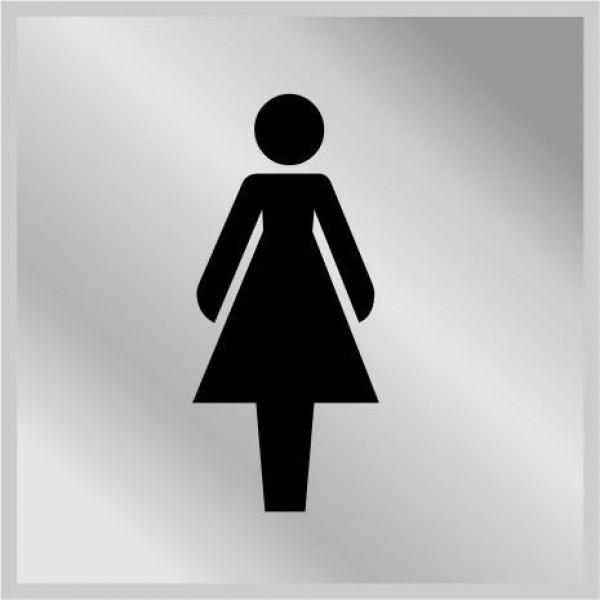 Табличка Туалет женский 3003
