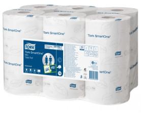 Туалетная бумага в мини рулонах Tork SmartOne® 472193