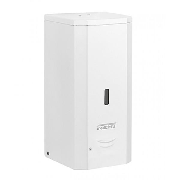 Дозатор жидкого мыла сенсорный белый 1л. DJ0037A