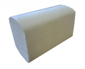 Полотенца бумажные белые V-складка ПВ-160 (RV022)