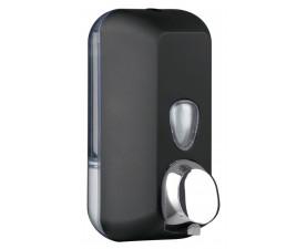 Дозатор мыла-пены чёрный 0,5 л 716NE