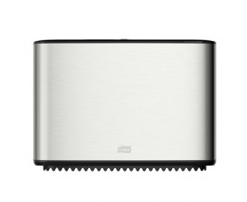 Диспенсер для туалетной бумаги мини Джамбо Tork нержавеющая сталь 460006