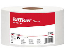 Туалетная бумага в рулоне Katrin Classic особо мягкая 2504