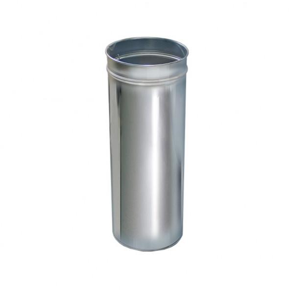 Корзина для мусора 24л цилиндрическая глянец M-824C