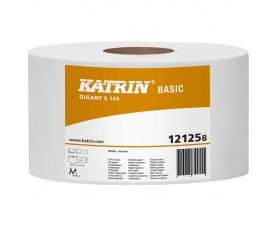 Туалетная бумага в рулоне Katrin Basic 121258