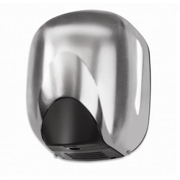 Сушилка для рук металлическая сатиновая VAMA ECOSTREAM 550 SF