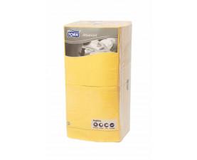 Салфетки бумажные желтые Tork Advanced 18343