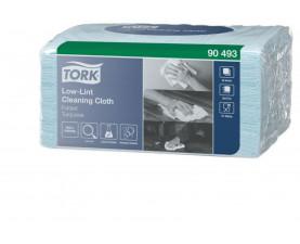 Нетканый протирочный материал Tork Premium для чувствительной очистки 90493