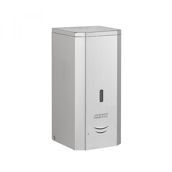 Дозатор жидкого мыла сенсорный матовый 1л DJ0037ACS-TRAFO