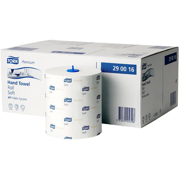 Бумажные полотенца в рулонах Tork Premium 290016