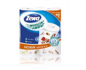 Бумажные полотенца Zewa Wisch & Weg 2 шт. в упаковке