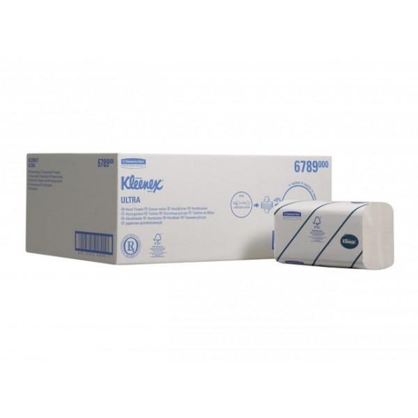 Полотенца для рук в пачках Kleenex Ultra 6789