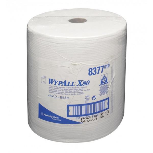 Протирочный нетканный материал салфетка WYPALL X80 8377