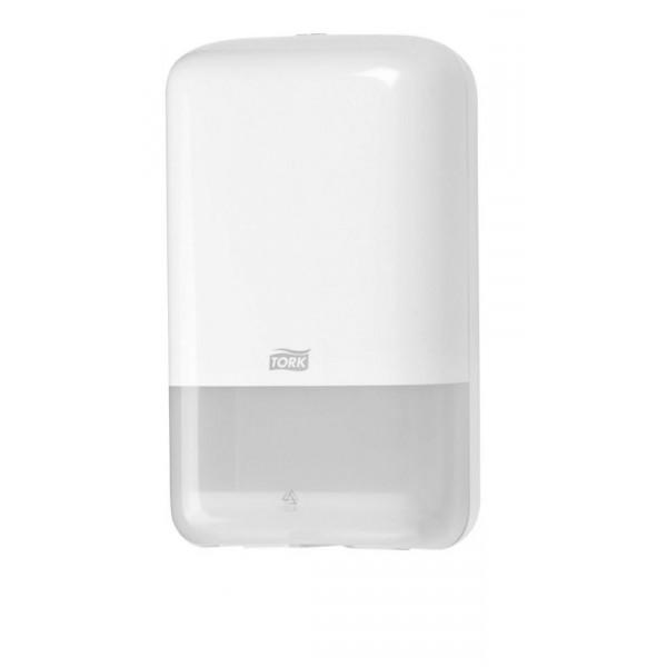 Диспенсер для листовой туалетной бумаги Tork Белый 556000