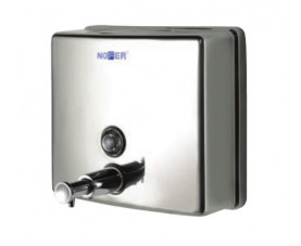 Дозатор жидкого мыла квадратный глянцевый 03004.B