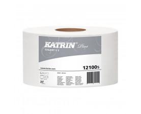 Туалетная бумага в рулоне Katrin Plus 2511