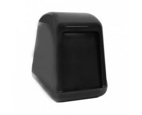 Диспенсер для салфеток чёрный Marplast 564NE