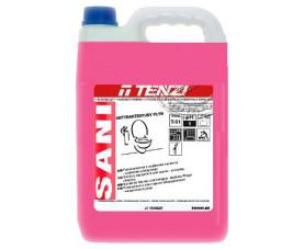 Концентрат кислотный для ванны и туалета 5л. WC SANI T05/005