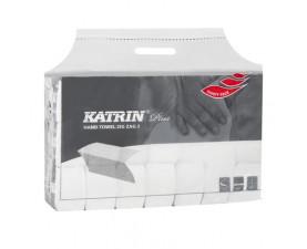 Полотенца бумажные Katrin Plus V-сложение 2сл 100645