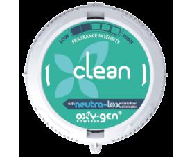 Картридж парфюмированный Oxy-Gen Powered Clean 30 мл.