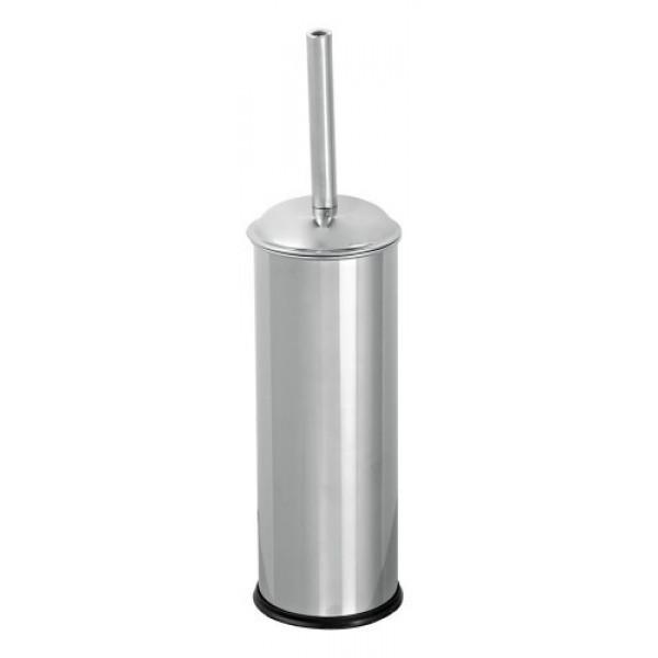 Щётка для унитаза нержавеющая сталь сатиновая 1305M