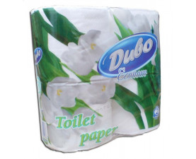 Туалетная бумага Диво Econom 4шт