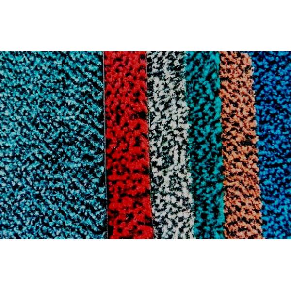 Грязезащитный коврик Париж 90х150 серый