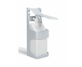 Дозатор (диспенсер) локтевой для дезинфицирующего средства EP100