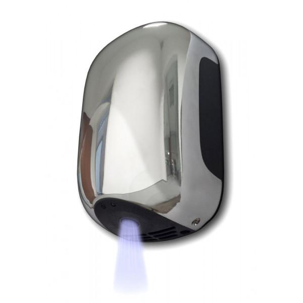 Сушилка для рук глянцевый пластик VAMA SMART JET MINI 900 ABS LIGHT