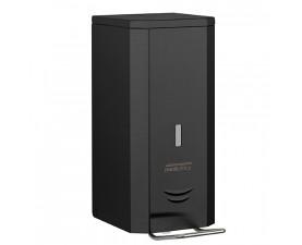 Дозатор для дезинфицирующего средства локтевой чёрный металл 1,5 л DJSP0036B