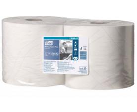 Протирочная бумага белая малый рулон Tork Advanced 420 Performance 130041