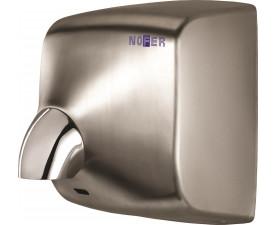 Сушилка для рук Windflow Nofer нержавейка матовая 01151.S