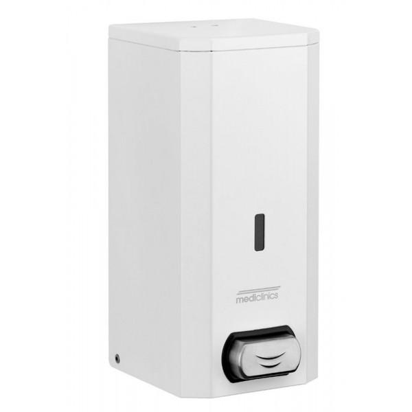 Дозатор дезинфицирующего металл белый 1,5л DJS0033