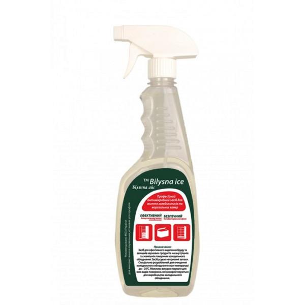 Cредство для мытья и дезинфекции холодильного оборудования Bilysna ice 0,75л.