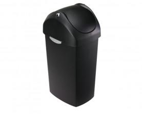 Урна для мусора с поворотной крышкой 40л. SWING CW1336