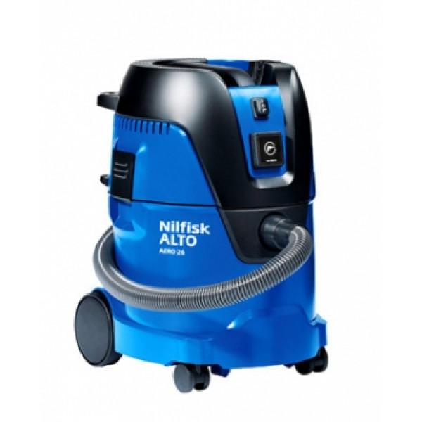 Пылесос для влажной и сухой уборки Nilfisk Aero 26-21