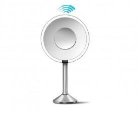 Зеркало сенсорное круглое нержавеющая сталь Pro Wi-Fi ST3007