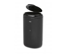 Корзина для мусора 5 л черная Tork 564008