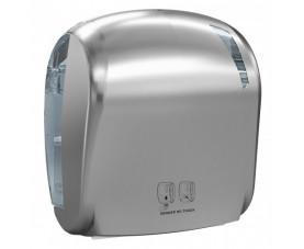 Держатель бумажных полотенец в рулонах сенсорный LINEA SKIN A88510TI