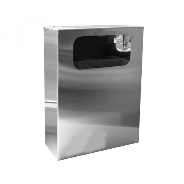 Корзина для мусора матовая 10 л. M210S
